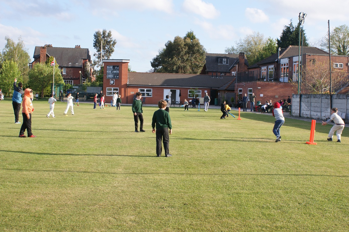 Junior Cricket at SWMCC