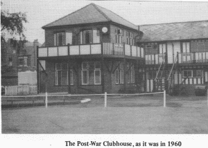 SWMCC clubhouse 1960