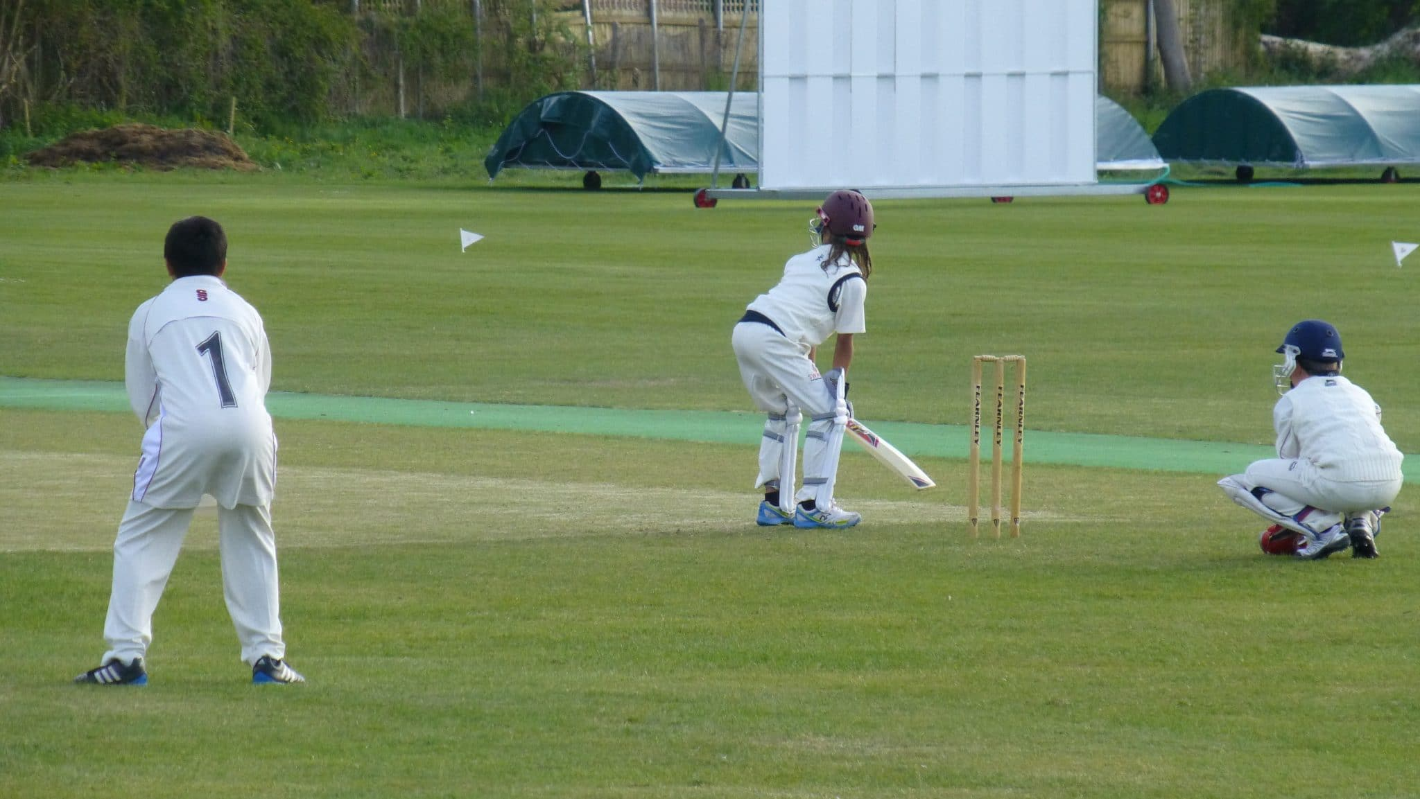 Senior cricket at South West Manchester Cricket Club