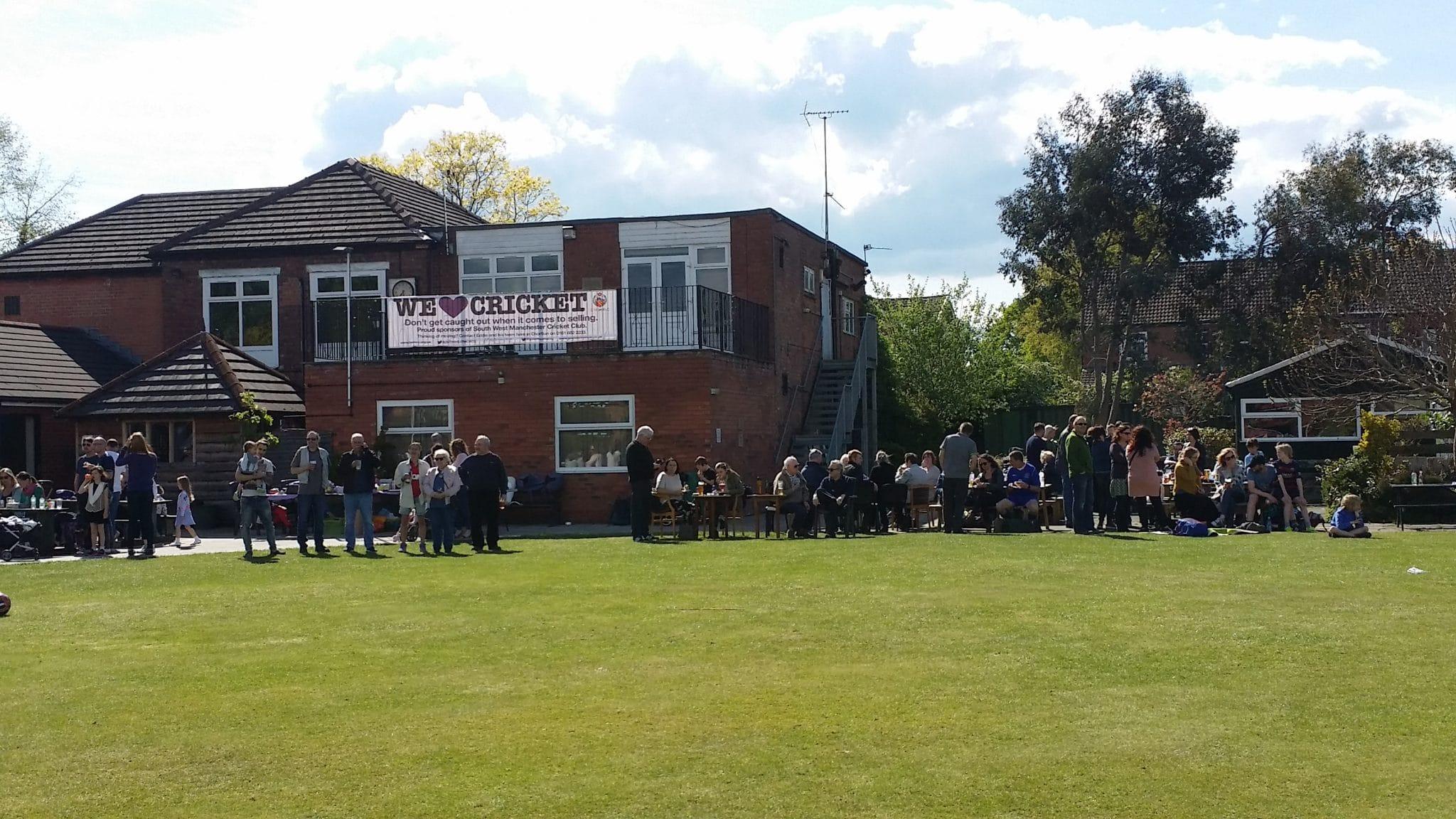 we love cricket
